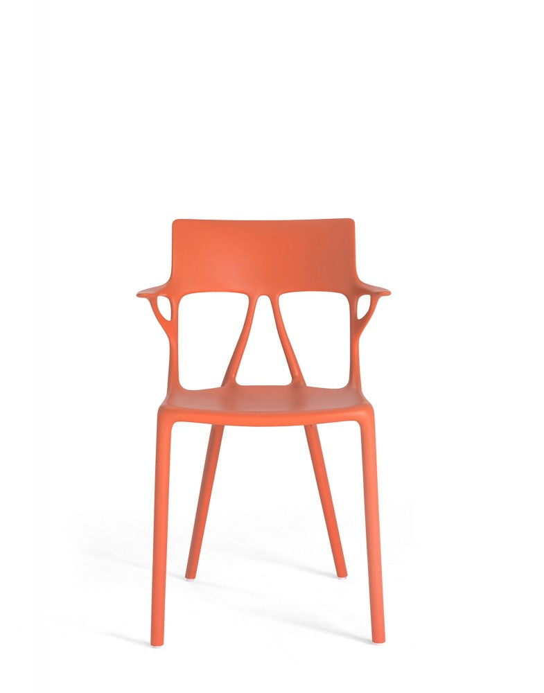 Стул A.I. (оранжевый)