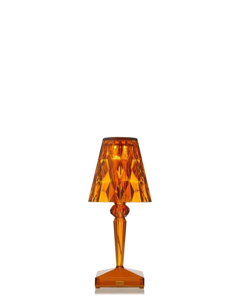 Светильник настольный Battery (янтарный)