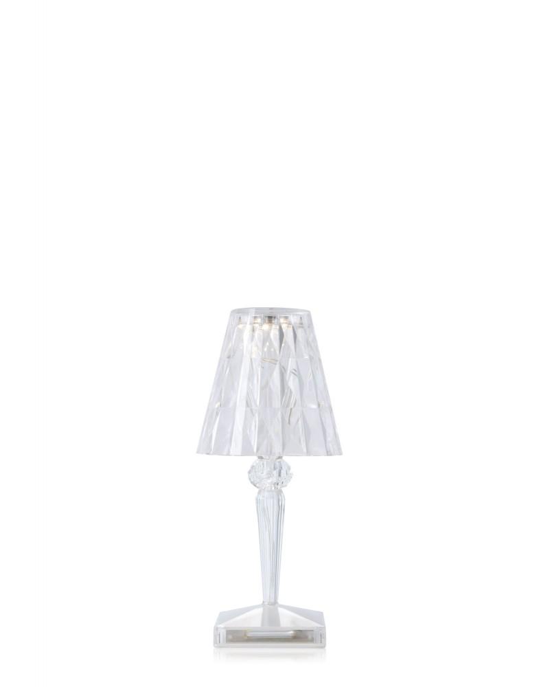 Светильник настольный Battery (кристалл)