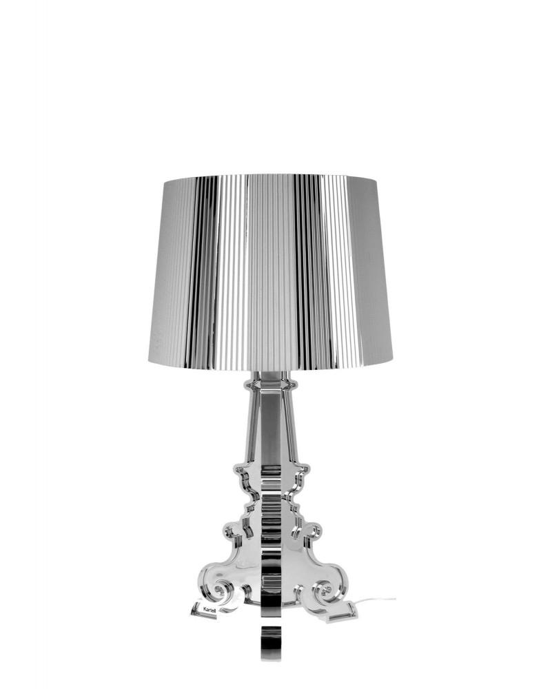 Светильник настольный Bourgie (серебряный)