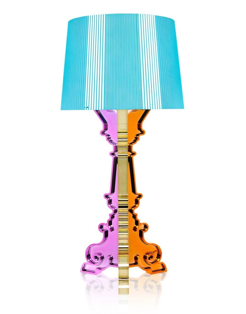 Светильник настольный Bourgie (голубой)