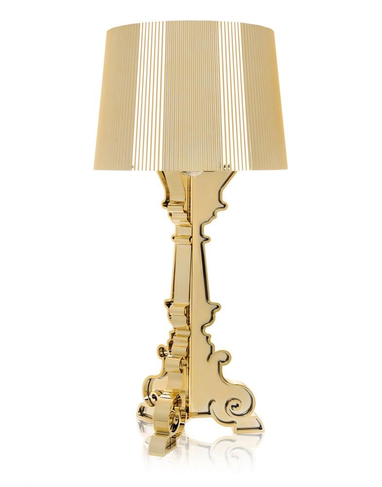 Светильник настольный Bourgie (золотой)