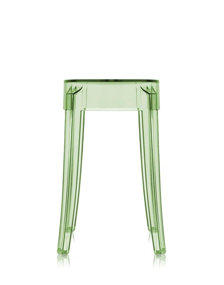 Табурет Charles Ghost (зеленый)