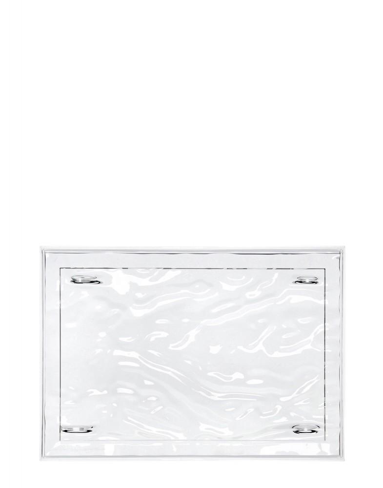 Поднос Dune (кристалл) 46x32см