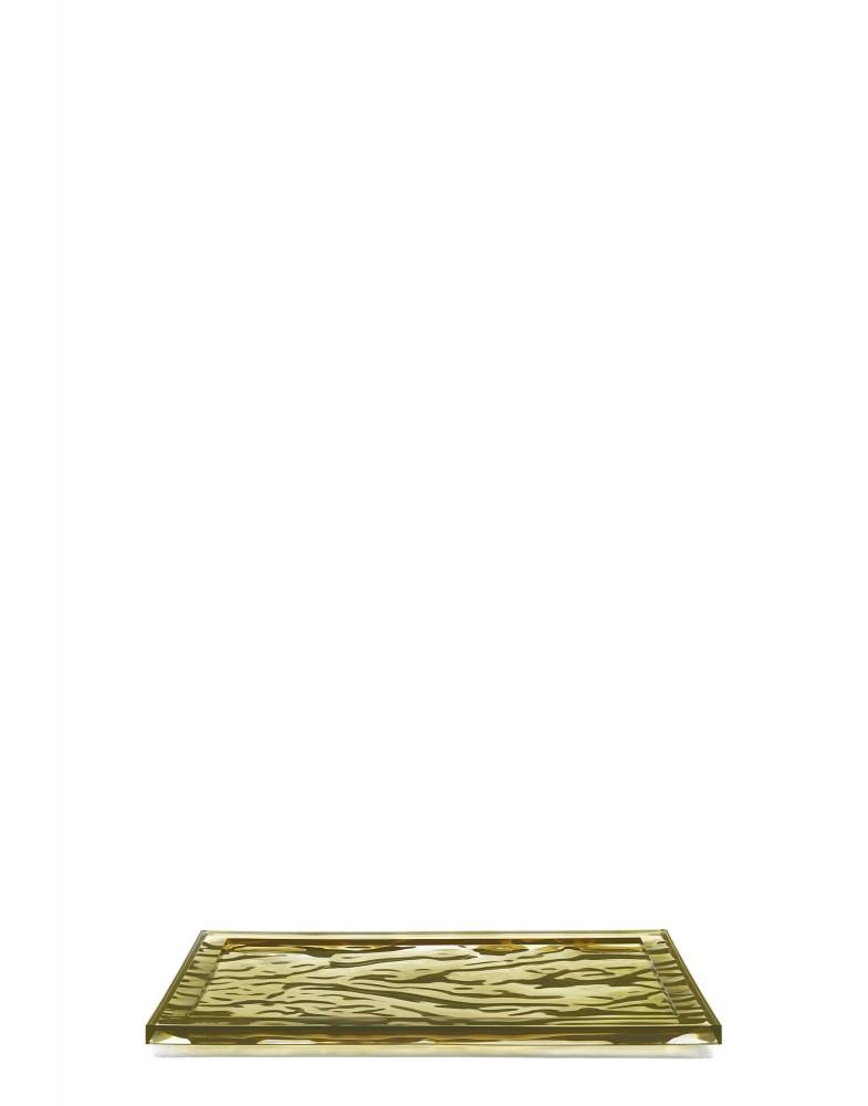 Поднос Dune (зеленый) 46x32см