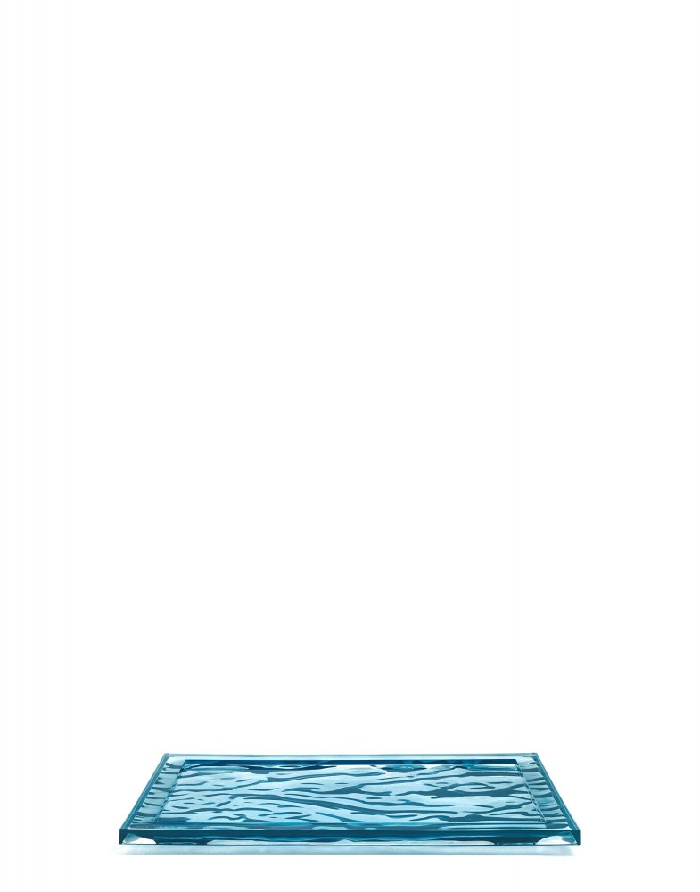 Поднос Dune (голубой) 46x32см