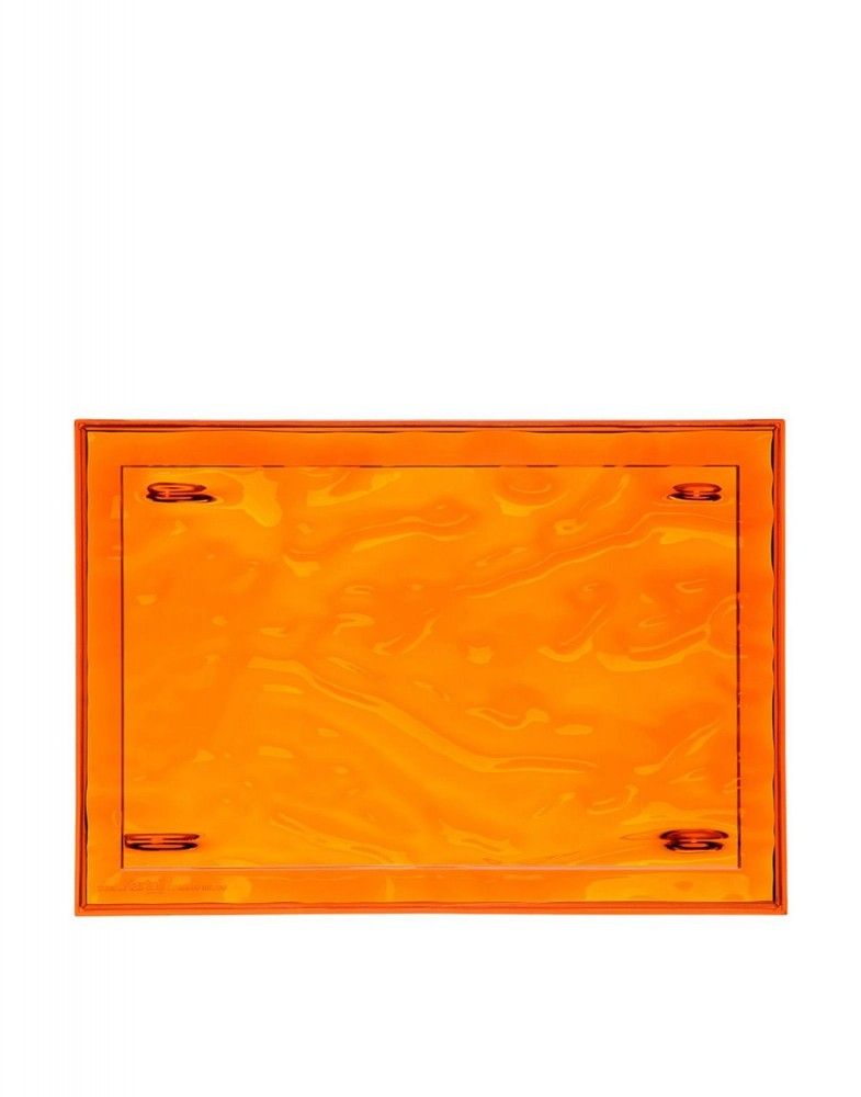 Поднос Dune (оранжевый) 55x38см