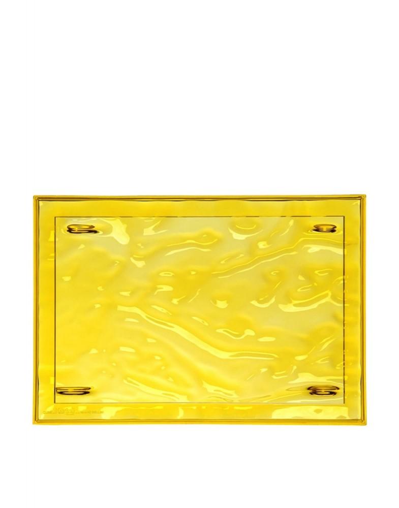 Поднос Dune (желтый) 55x38см