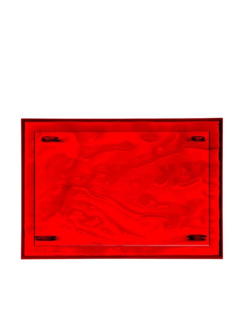 Поднос Dune (красный) 55x38см