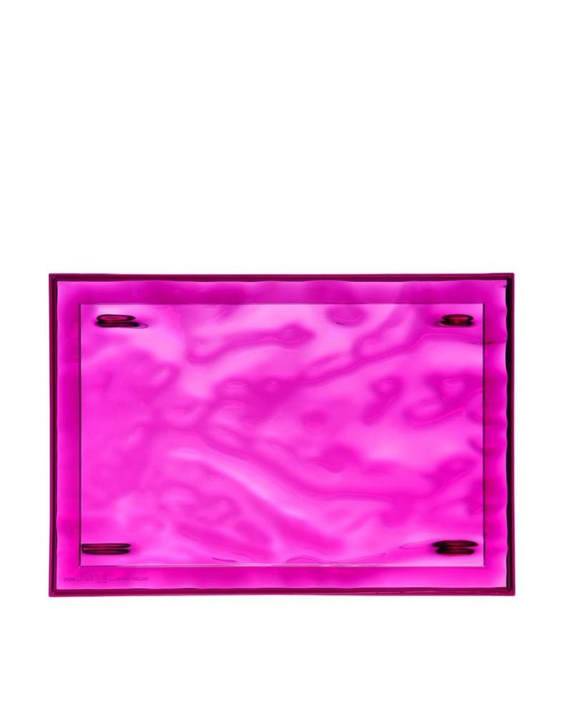 Поднос Dune (фуксия) 55x38см