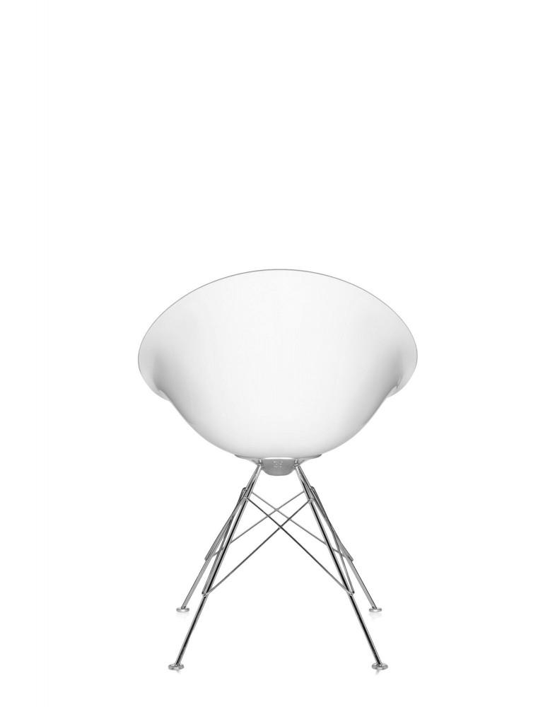 Кресло Ero/S/ (белое) на 4 ножках