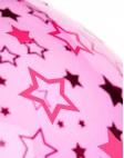Светильник подвесной FL/Y (розовый) 53см с рисунком