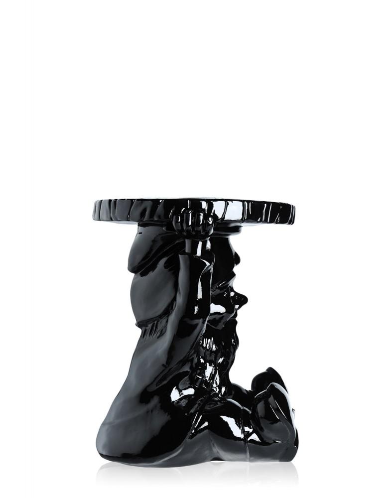 Табурет Gnomes Аттила (черный)