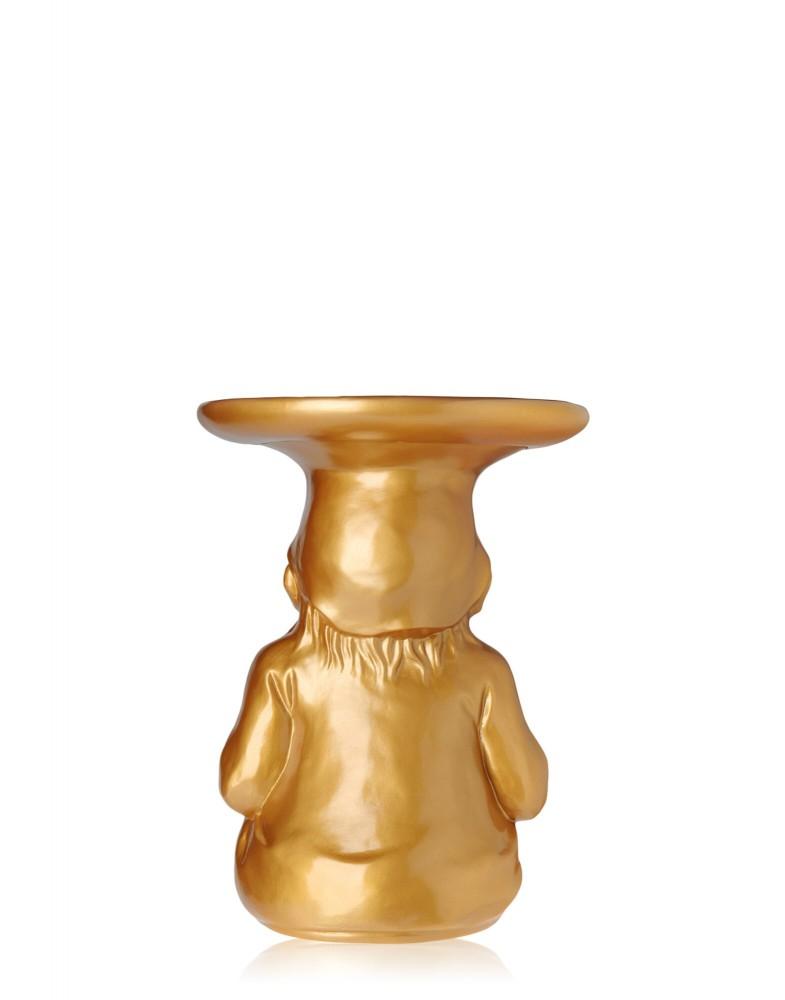 Табурет Gnomes Наполеон (золотой)