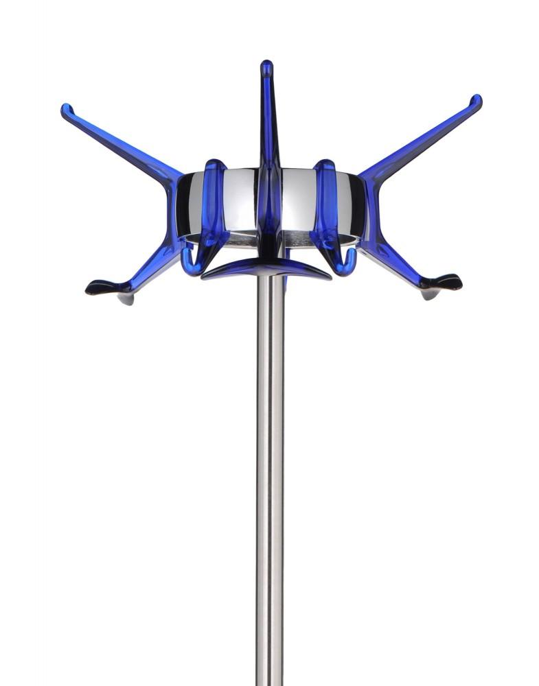 Вешалка для одежды Hanger (синяя)