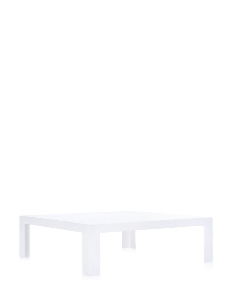 Стол журнальный Invisible Table (белый)