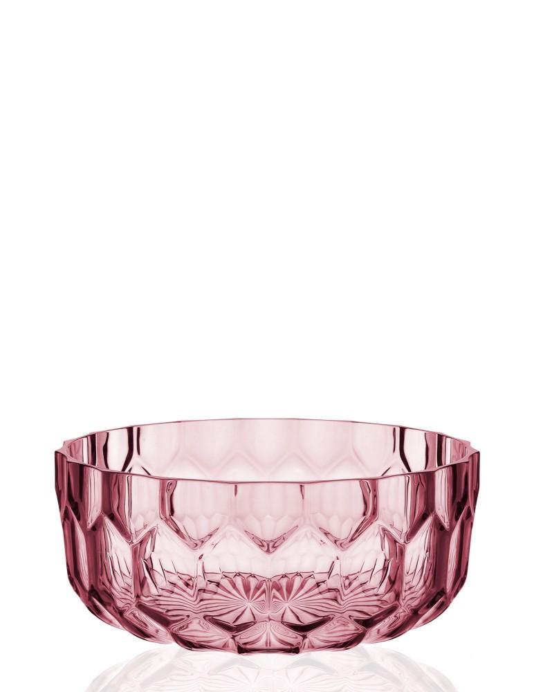 Салатница Jellies Family (розовая) 32см