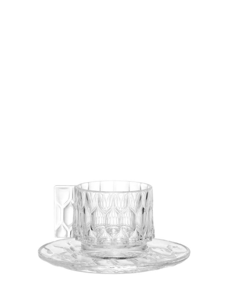 Чайная пара Jellies Family (кристалл)