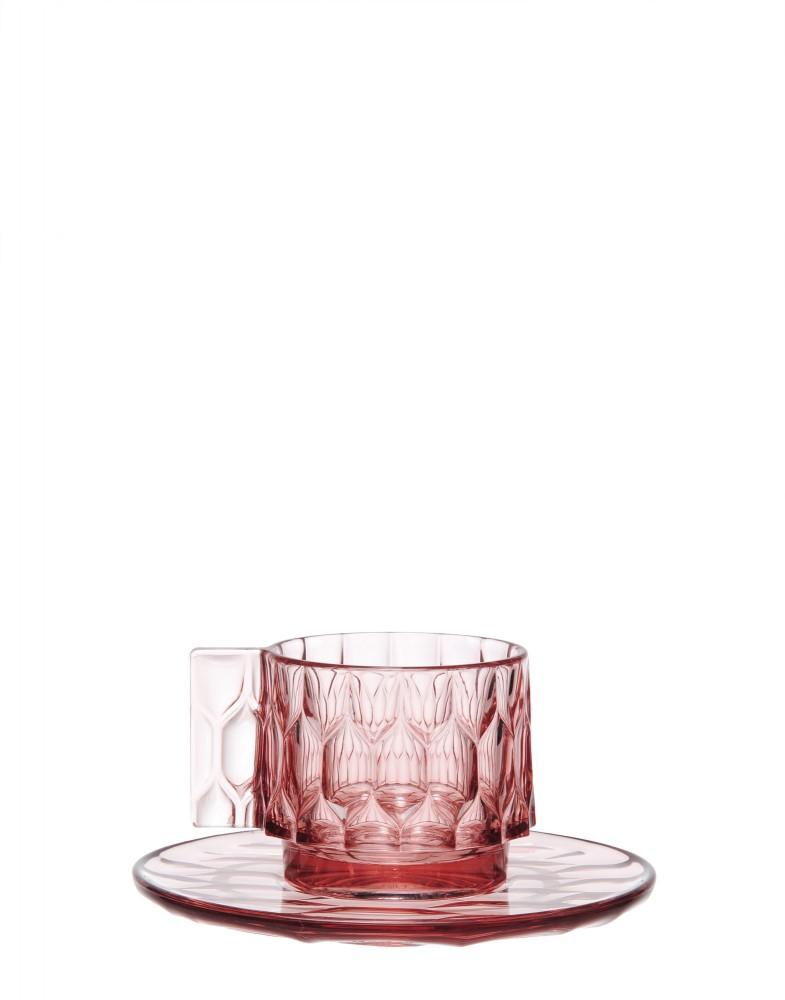 Чайная пара Jellies Family (розовая)