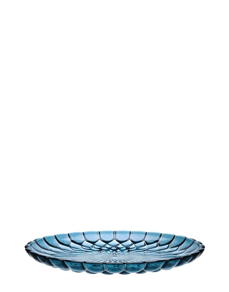 Блюдо Jelly (голубое)
