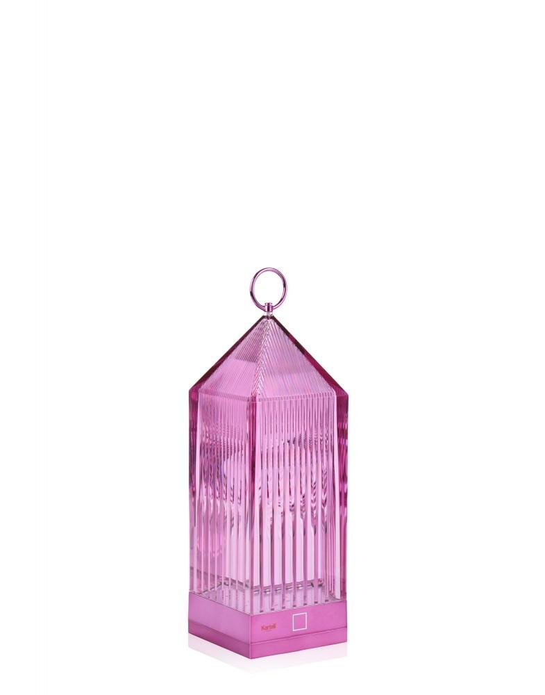 Светильник настольный Lantern (фиолетовый)