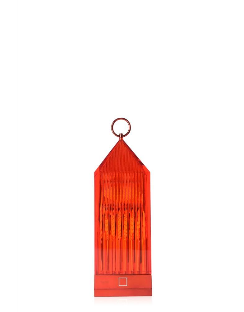 Светильник настольный Lantern (красный)