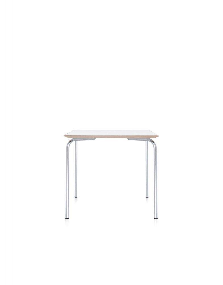 Стол Maui (белый) 80x80см