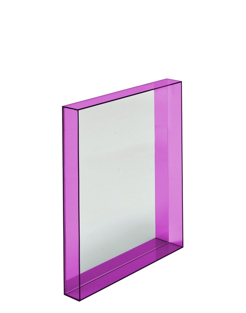 Зеркало Only Me (фуксия) 50х70см