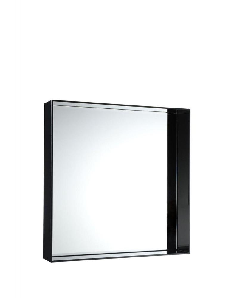 Зеркало Only Me (черное) 50х50см