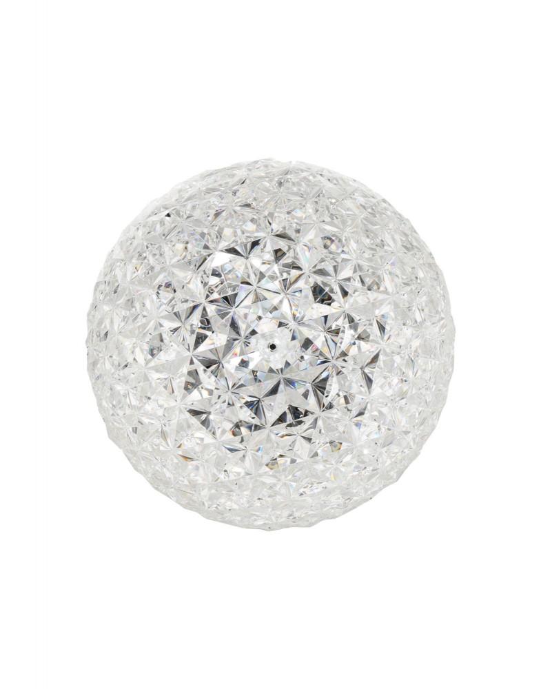 Торшер напольный Planet (кристалл) высота 130см, с диммером