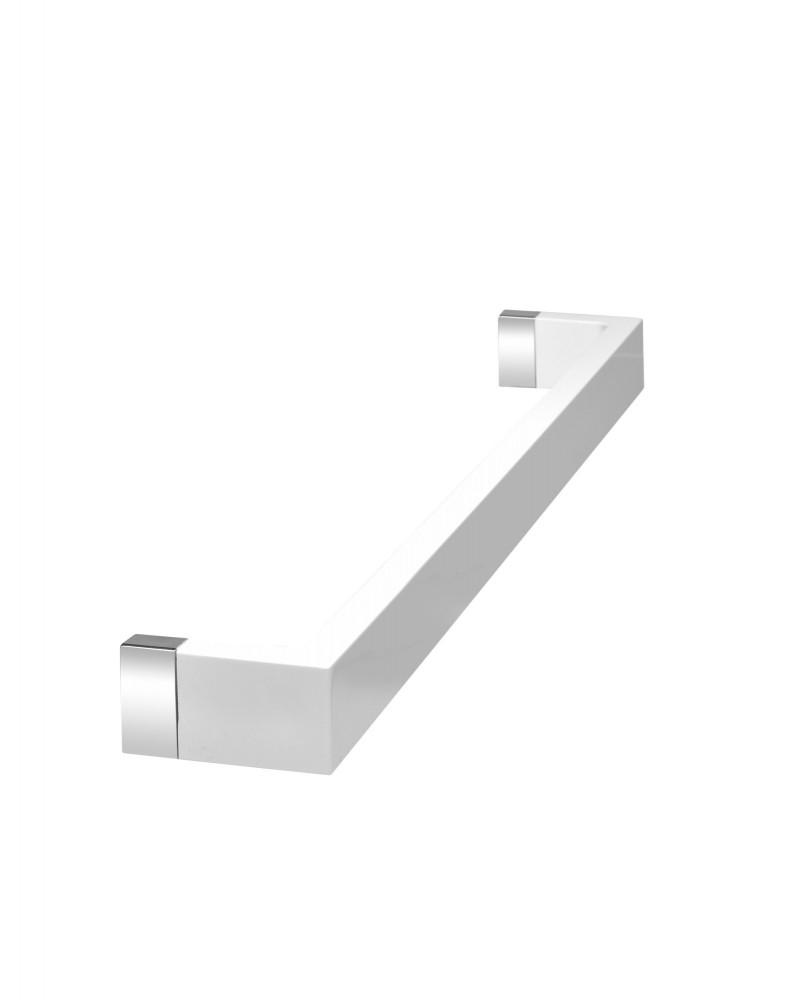 Держатель для полотенца Rail (белый)