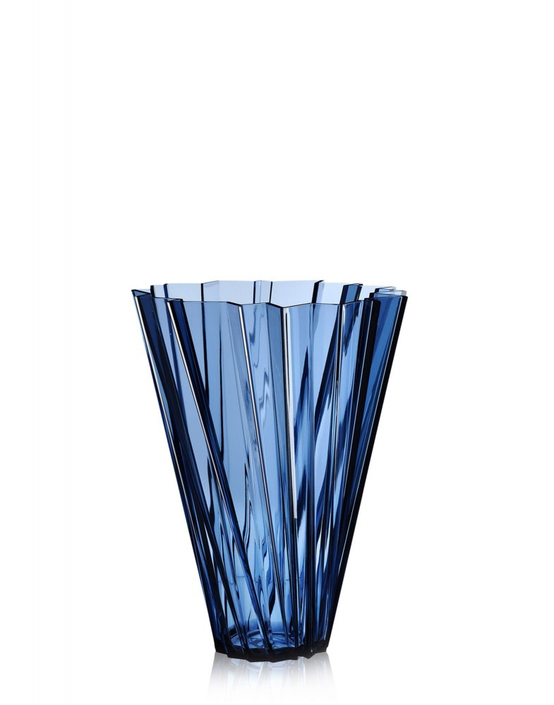 Ваза Shanghai (синяя)