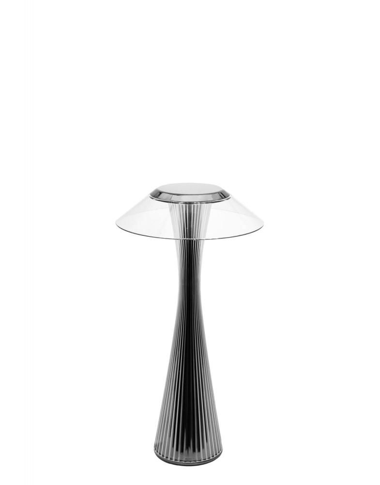 Светильник настольный Space (серый)