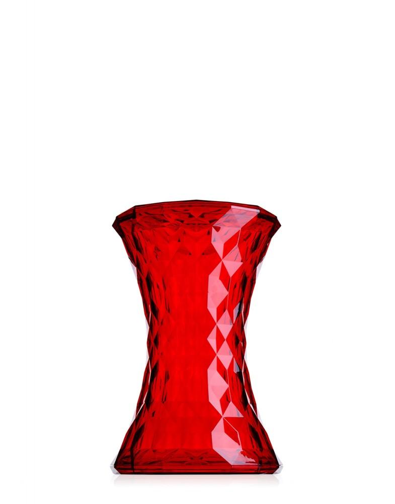 Табурет Stone (красный)
