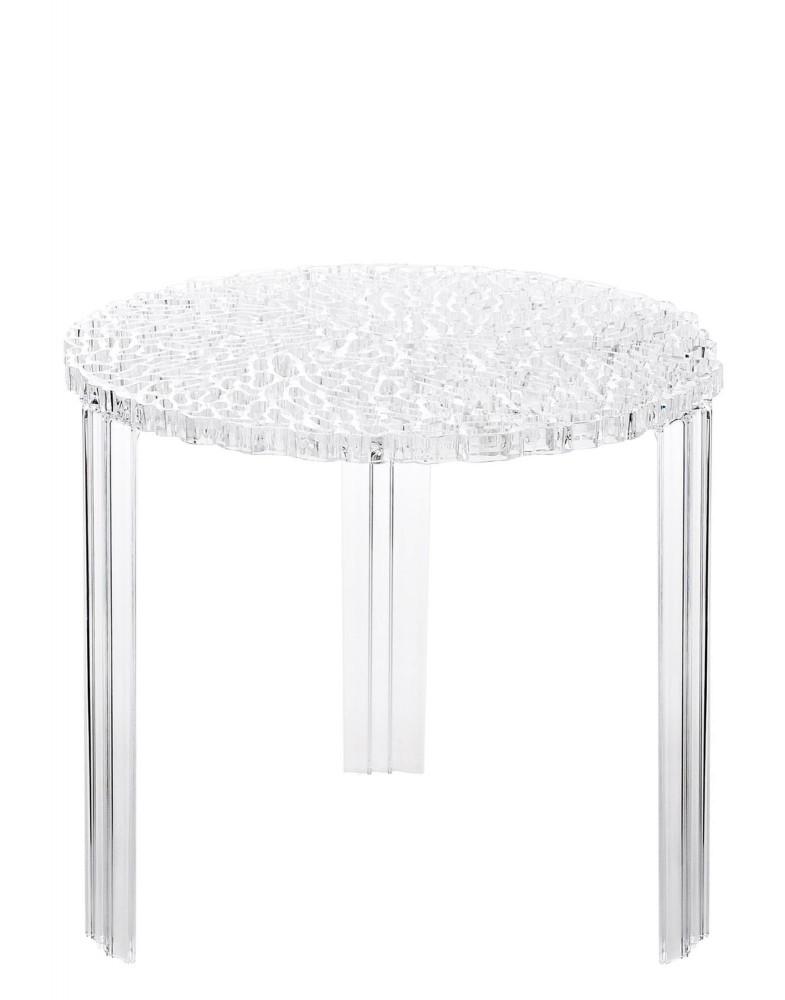 Столик журнальный T-Table (кристалл) высота 44см