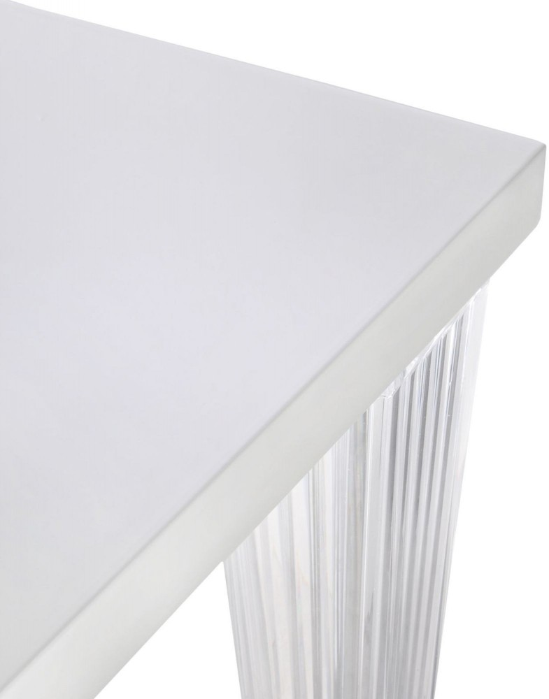 Стол обеденный TopTop (белый) 160x80см