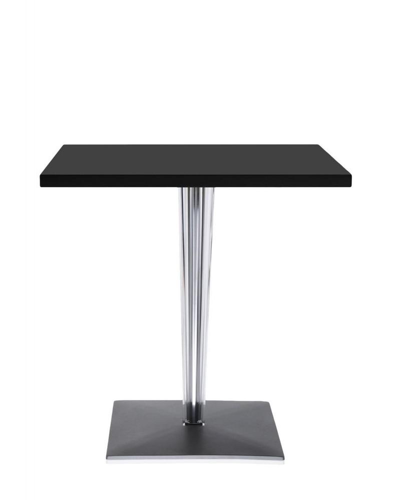 Стол TopTop (черный) 70x70см