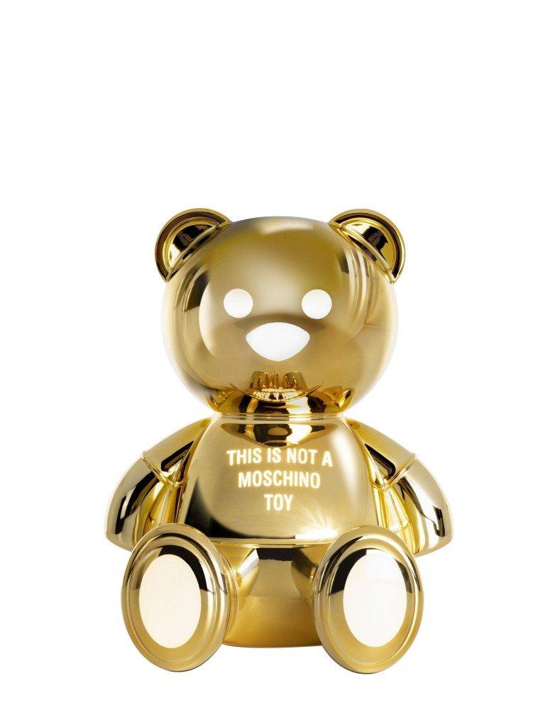 Светильник настольный Toy (золотой)