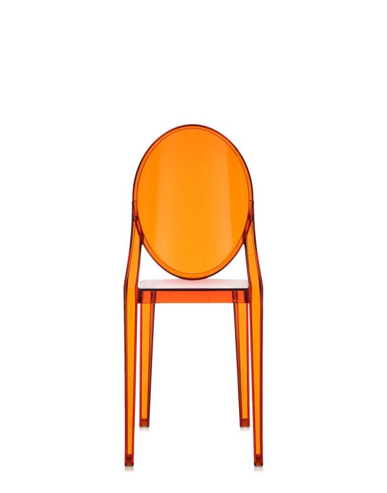 Стул Victoria Ghost (оранжевый)